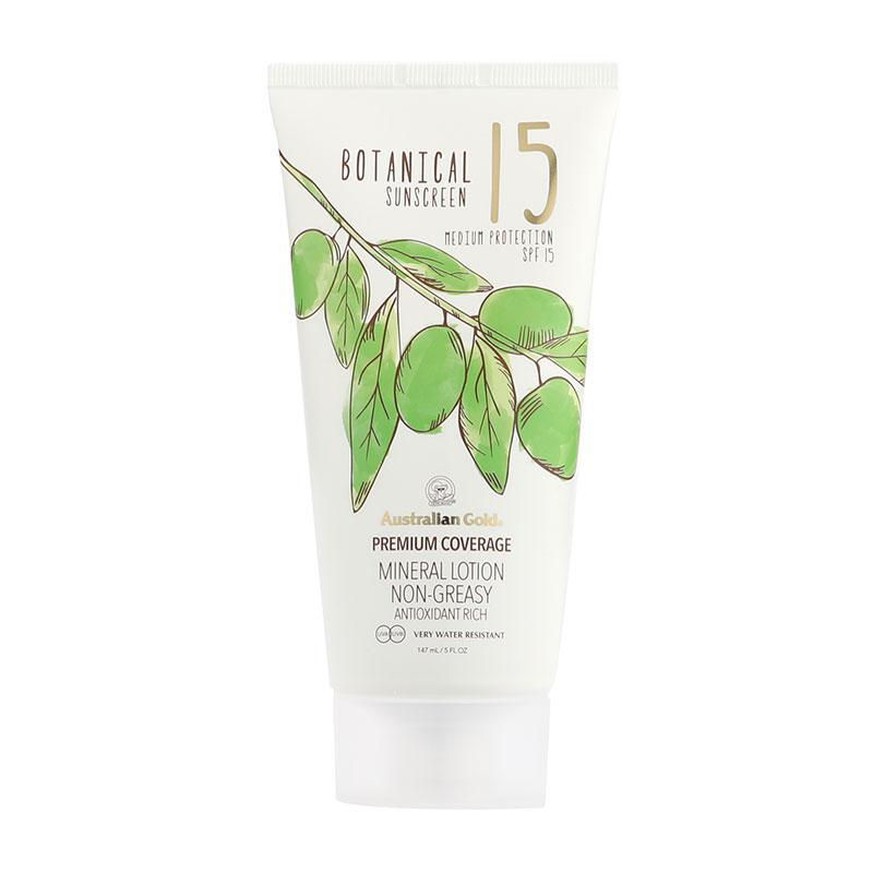 Australian Gold Botanical SPF 15 Mineral Lotion 147 ml