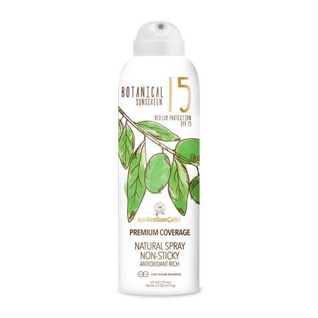 Australian Gold Botanical SPF 15 Continuous Natural Spray 177 ml